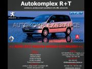 WEBOVÁ STRÁNKA AUTOKOMPLEX R + T Opava, s.r.o Autorakoviště Opava