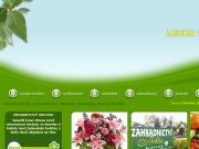 WEBOVÁ STRÁNKA Zahradnictví a květinářství Bellis Lenka Něničková