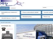 WEBSITE MH Zasilatelstvi, s.r.o.