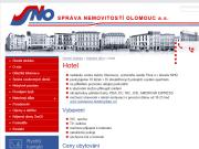 WEBOVÁ STRÁNKA Hotel - Hotelový dům Správa nemovitostí Olomouc, a.s.