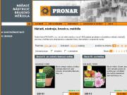 SITO WEB PRONAR s.r.o.