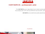 SITO WEB Jan Grezl, Sylva Grezlova HARYSERVIS II.