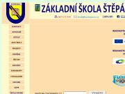 WEBOVÁ STRÁNKA Základní škola Štěpánov, okres Olomouc, příspěvková organizace