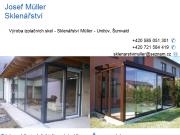 WEBOVÁ STRÁNKA Sklenářství Josef Müller Izolační skla