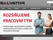 WEBOVÁ STRÁNKA SALVATOR STŘECHY s.r.o.