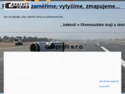 SITO WEB Geoprofil s.r.o. geodeticke prace Petr Tesarik & kolektiv