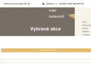 WEBOVÁ STRÁNKA Hotel Nutrend World