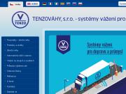 WEBOVÁ STRÁNKA TENZOVÁHY, s.r.o.