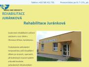 WEBOVÁ STRÁNKA REHABILITACE JURÁNKOVÁ s.r.o.
