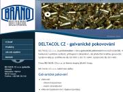 WEBOVÁ STRÁNKA DELTACOL CZ s.r.o. �len BRANO GROUP (provozovna Litovel)