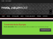 WEBOVÁ STRÁNKA PROFI STUDIO JABLONICKÝ s.r.o. Relax sport
