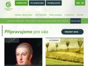 WEBOVÁ STRÁNKA V�stavi�t� Flora Olomouc, a.s.