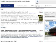 SITO WEB Mesto Zabreh