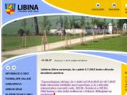 SITO WEB Obec Libina