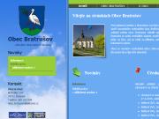 WEBOVÁ STRÁNKA Obec Bratrušov