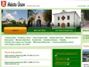 WEBOVÁ STRÁNKA Město Úsov