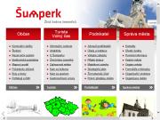 SITO WEB Mestsky urad Sumperk