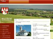 WEBOVÁ STRÁNKA Obec Jestřebí