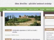 WEBOVÁ STRÁNKA Obec Brníčko
