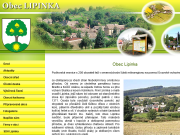 SITO WEB Obec Lipinka