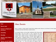 WEBOVÁ STRÁNKA Obecní úřad Žerotín