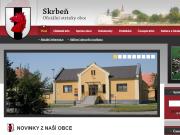 WEBOVÁ STRÁNKA Obec Skrbeň
