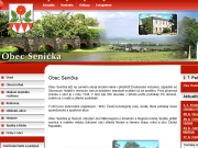 SITO WEB Obec Senicka