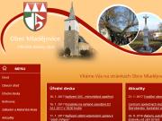 WEBOVÁ STRÁNKA Obec Mladějovice