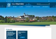 SITO WEB Obec Charvaty