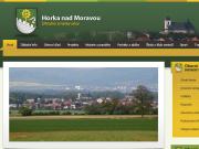 WEBOVÁ STRÁNKA Obec Horka nad Moravou