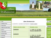 SITO WEB Obec Drahanovice