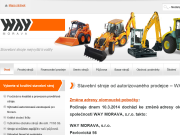 SITO WEB WAY MORAVA, s.r.o.
