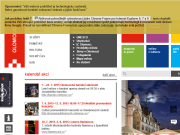 WEBOVÁ STRÁNKA Informační centrum Olomouc