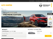 SITO WEB Auto Kubicek s.r.o.