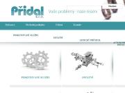 SITO WEB Pridal s.r.o.