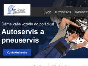 WEBOVÁ STRÁNKA Pneuservis Fiala Daniel Fiala