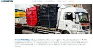 Strona (witryna) internetowa RAPAStav s.r.o.