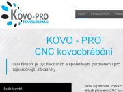 SITO WEB KOVO-PRO Povysil Roman