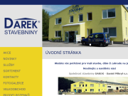 WEBOV� STR�NKA DAREK - Daniel P�ikryl s.r.o.