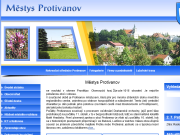 SITO WEB Mestys Protivanov
