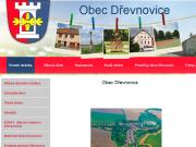 WEBOVÁ STRÁNKA Obecní úřad Dřevnovice