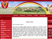 WEBOVÁ STRÁNKA Obecní úřad Určice