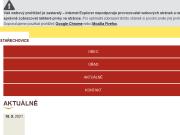 WEBOVÁ STRÁNKA Obec Stařechovice Obecní úřad