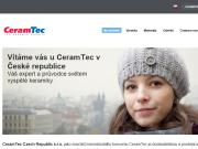 WEBOVÁ STRÁNKA CeramTec Czech Republic, s.r.o.