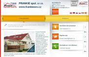 WEBOVÁ STRÁNKA FRANKIE spol. s r.o. www.frankiesro.cz