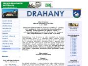 WEBOVÁ STRÁNKA Městys Drahany
