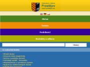 WEBOVÁ STRÁNKA Statut�rn� m�sto Prost�jov Magistr�t m�sta Prost�jova