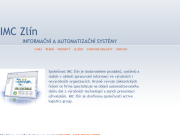 SITO WEB IMC Zlin, a.s.