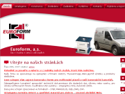 SITO WEB EUROFORM a.s.