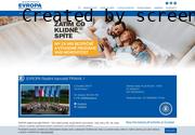 WEBOVÁ STRÁNKA EVROPA realitní kancelář s.r.o.